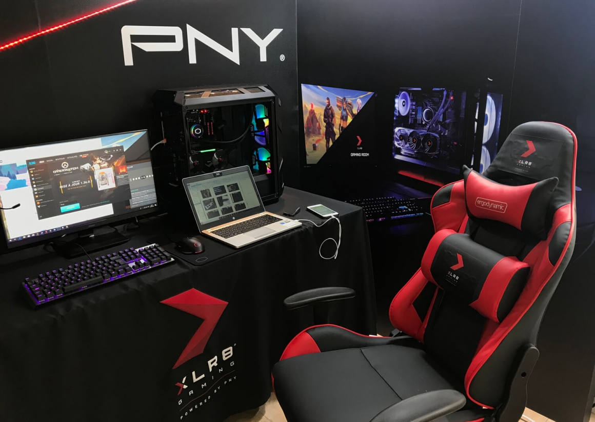 PNY-Computex-2019-showroom-2